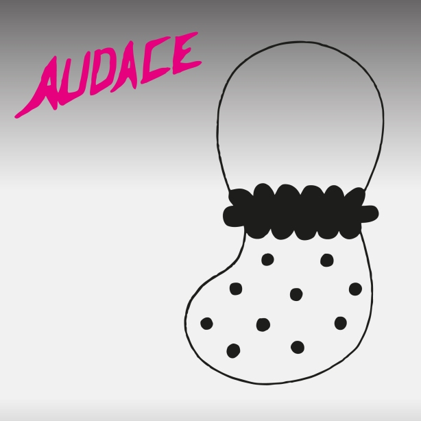 Pochette Audace John Deneuve 2015