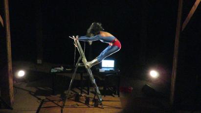 John Deneuve Performance Grim